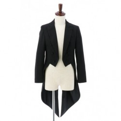 Cosplay Black Tailcoat japan plush