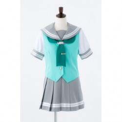 Cosplay Mari Ohara Sailor Tunic Love Live Sunshine japan plush