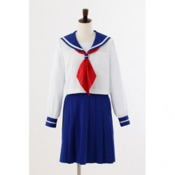 Cosplay Collège Shiba Koen Uniforme Sailor Moon Crystal japan plush