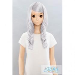 Cosplay Wig Sara Marshmallow Curl Silver 04 japan plush