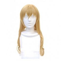 Cosplay Wig Marisa Kirisame Touhou Project japan plush