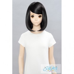 Cosplay Wig Sara Bob Hair Black 01 japan plush