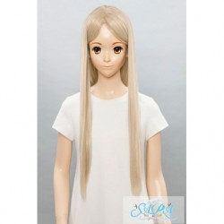 Cosplay Wig Sara Long Hair Gold 05 japan plush