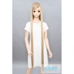 Cosplay Wig Sara Straight Very Long Hair Gold 05 japan plush