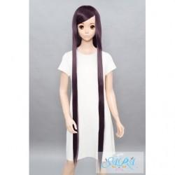 Cosplay Wig Sara Straight Very Long Hair Purple 07 japan plush