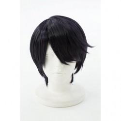 Cosplay Wig Shinsuke Takasugi Gintama japan plush