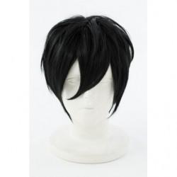Cosplay Wig Toshiro Hijikata Gintama japan plush