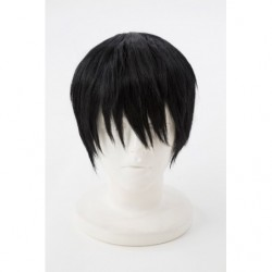 Cosplay Wig Shinpachi Shimura Gintama japan plush
