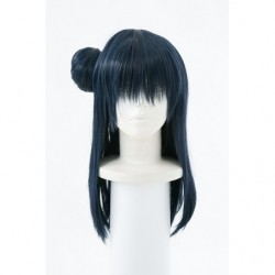 Cosplay Wig Yoshiko Tsushima Love Live! Sunshine Aqours  japan plush
