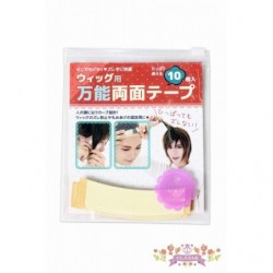 Cosplay Wig Universal Double Sided Tape japan plush