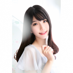 Cosplay Perruque TefuRe Cheveux Mi Long Légère Boucle Noir Chocolat Gradation japan plush