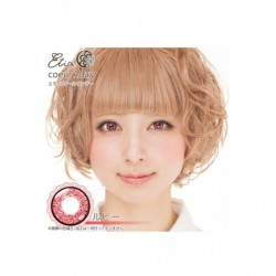 Cosplay Color Lens ETIA Red Ruby japan plush