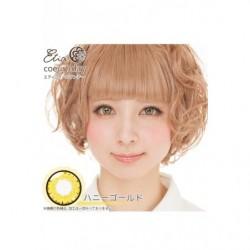 Cosplay Color Lens ETIA Gold japan plush
