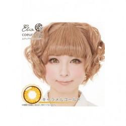 Cosplay Color Lens ETIA Yellow Gold japan plush