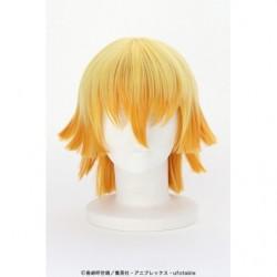 Cosplay Perruque Zenitsu Agatsuma Demon Slayer Kimetsu no Yaiba japan plush