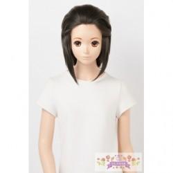 Cosplay Perruque PRO Cheveux Arrière Gris 02 japan plush