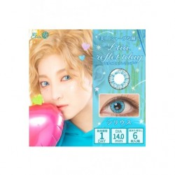 Cosplay Color Lens ETIA REFLET Blue Sky japan plush