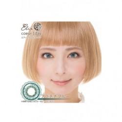 Cosplay Color Lens ETIA Blue Platinum japan plush