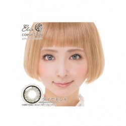 Cosplay Color Lens ETIA Grey Diamond japan plush