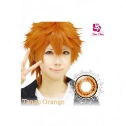 Cosplay Color Lens SHINY EDGE Orange Tango japan plush