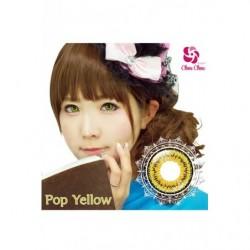 Cosplay Color Lens TWIN LOOP Yellow Pop japan plush