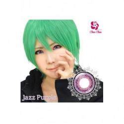Cosplay Color Lens TWIN LOOP Purple Jazz japan plush