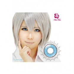 Cosplay Color Lens SHINY EDGE Blue Ramune japan plush