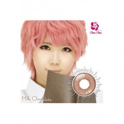 Cosplay Color Lens SHINY EDGE Brown Milk Chocolate japan plush