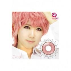 Cosplay Color Lens SHINY EDGE Pink Flamingo japan plush