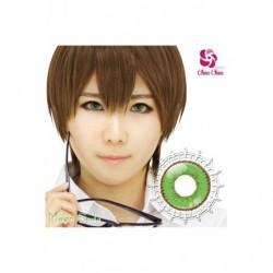Cosplay Color Lens SHINY EDGE Green Melon Soda japan plush