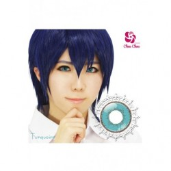 Cosplay Color Lens SHINY EDGE Turquoise japan plush