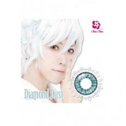 Cosplay Color Lens ICE FLORA Blue Diamond japan plush