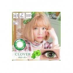 Cosplay Color Lens PERFECT SERIES Green Clover japan plush