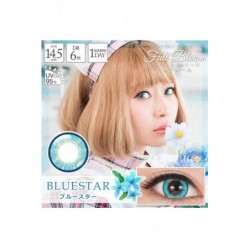 Cosplay Color Lens PERFECT SERIES Blue Star japan plush