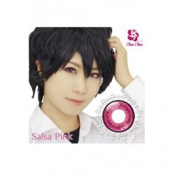 Cosplay Color Lens SHINY EDGE Pink Salsa japan plush