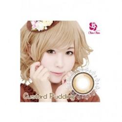 Cosplay Color Lens PUPPILLA Yellow Custard japan plush