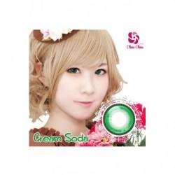 Cosplay Color Lens PUPPILLA Green Soda japan plush