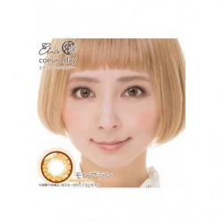 Cosplay Color Lens ETIA Brown Chestnut japan plush