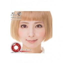 Cosplay Color Lens ETIA Red Garnet japan plush