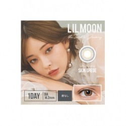 Cosplay Color Lens LILMOON Grey Beige japan plush