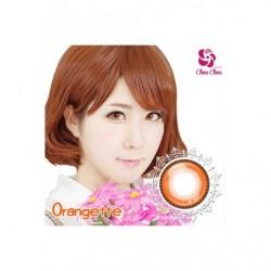 Cosplay Color Lens PUPPILLA Orange japan plush