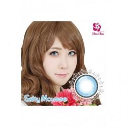 Cosplay Color Lens PUPPILLA Blue japan plush