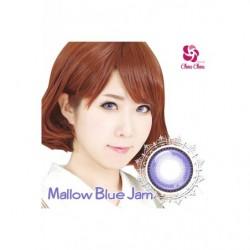 Cosplay Color Lens PUPPILLA Purple Blue japan plush