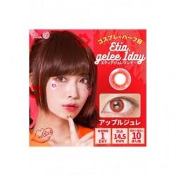 Cosplay Color Lens ETIA GELEE Red Apple japan plush