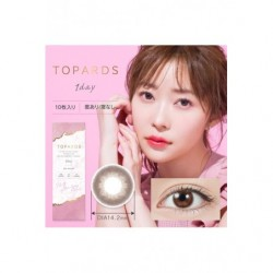 Cosplay Color Lens TOPARDS Pink Strawberry Quartz japan plush