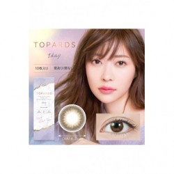 Cosplay Color Lens TOPARDS Brown Topaz japan plush