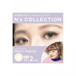 Cosplay Color Lens N's COLLECTION Gold Punch japan plush