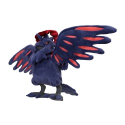Plush Corviknight Gigantamax Sword Shield