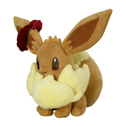 Plush Eevee Gigantamax Sword Shield japan plush