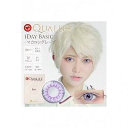 Cosplay Color Lens QUALITE Purple japan plush